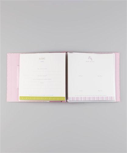 Mini Baby Days Keepsake Memory Album Book