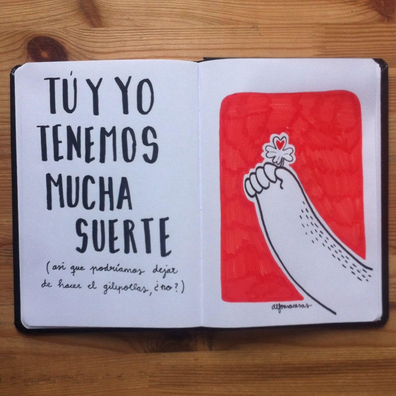 Suerte (Alfonso Casas)