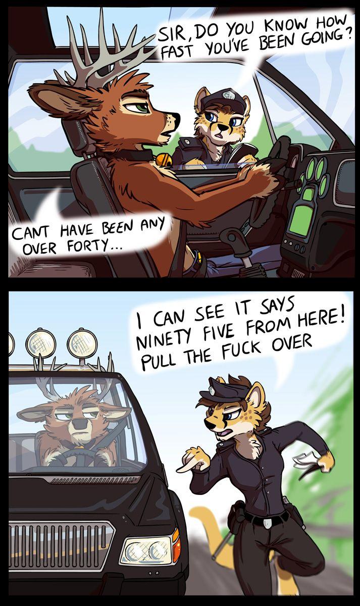 furry sex comic