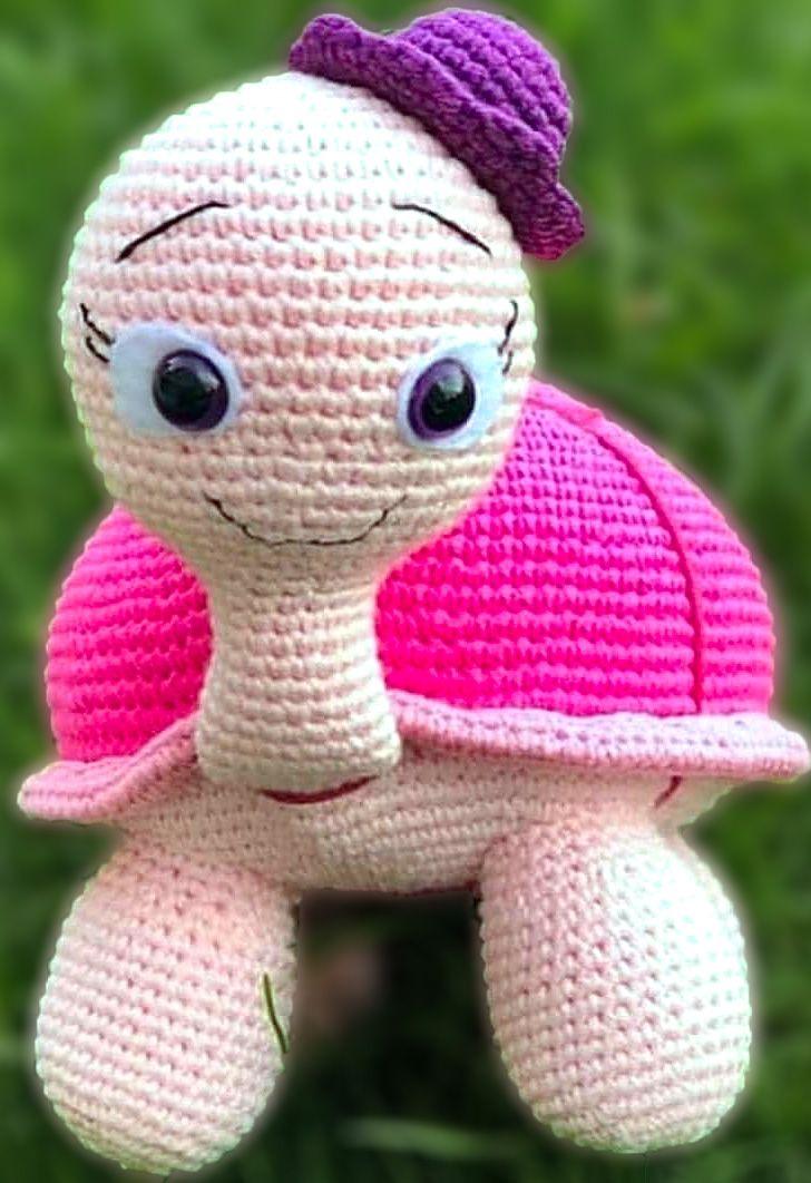 23 Cute And Different Amigurumi Animal Pattern Ideas