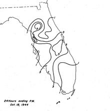 1944 Cuba–Florida hurricane
