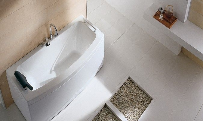 Vasca Da Bagno Teuco : Teuco thimea bathtub designed by giovanna talocci