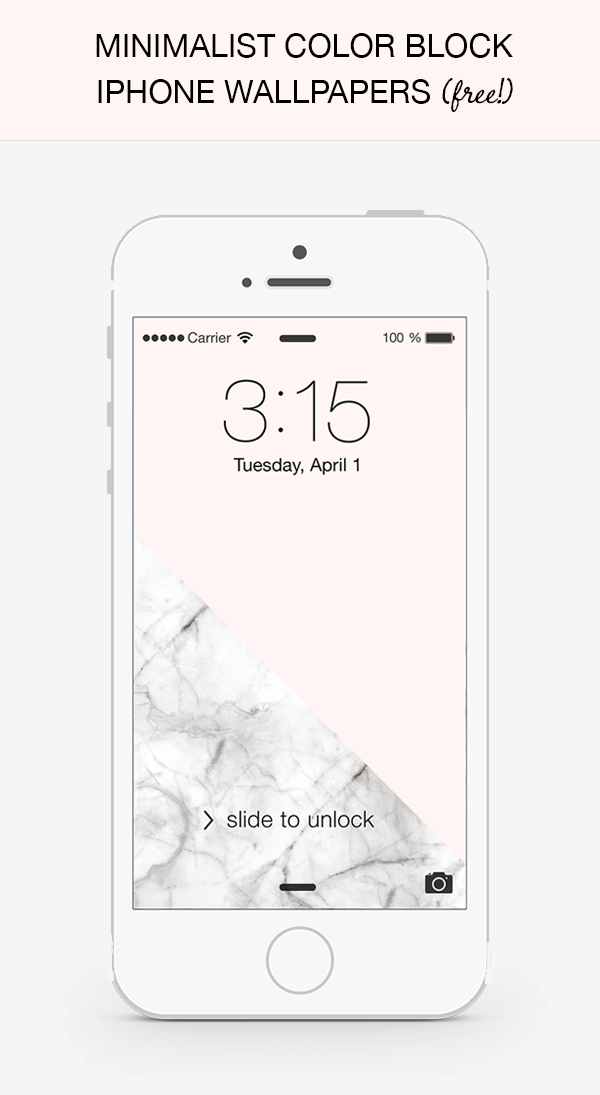 Free Minimalist Color Block Iphone Wallpapers Iphone Wallpaper Themes Iphone Wallpaper Iphone Wallpaper Hipster