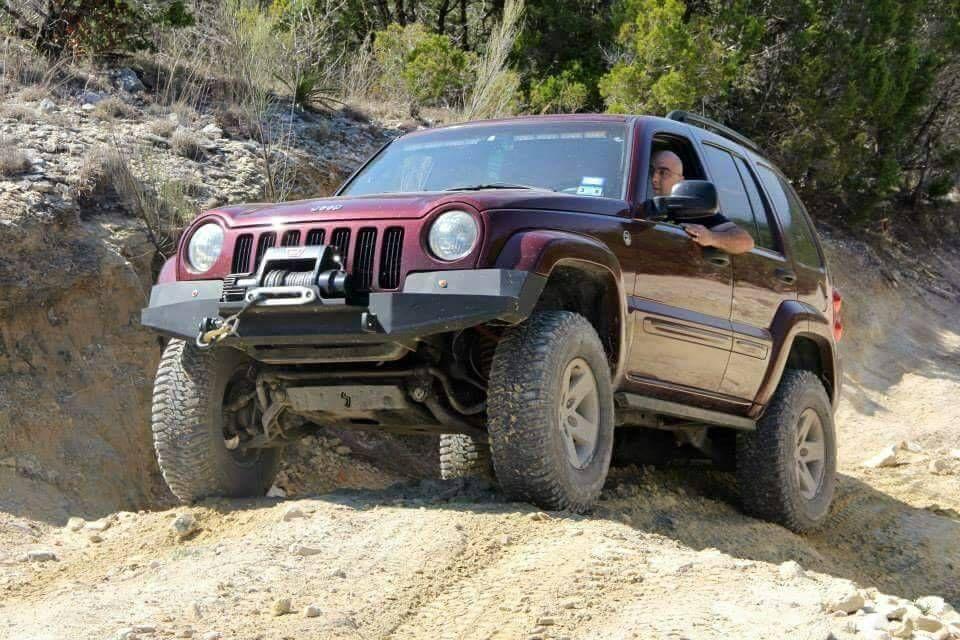 Custom Jeep Liberty Kk Bumper