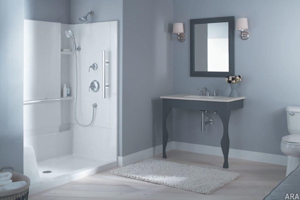 Bon Modern Bathroom Design For Elderly