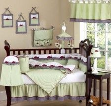 This Adorable Ladybug Cribbedding By Sweet Jojo Designs Was 169 99 Now 139 99 For The Set Click To See More C Crib Bedding Sets Baby Bed Crib Bedding Girl