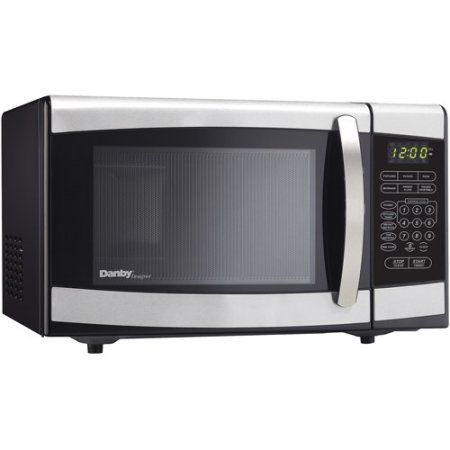 Home Countertop Microwave Stainless Steel Microwave Stainless