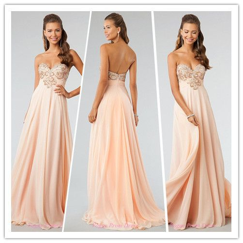 Simple Prom Dresses Straight Sweetheart Backless Floor Length Court