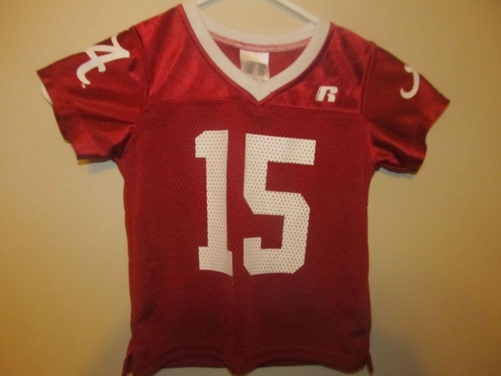 buy online 99248 855cd Alabama Crimson Tide Football jersey - Toddler 2T #Russell ...