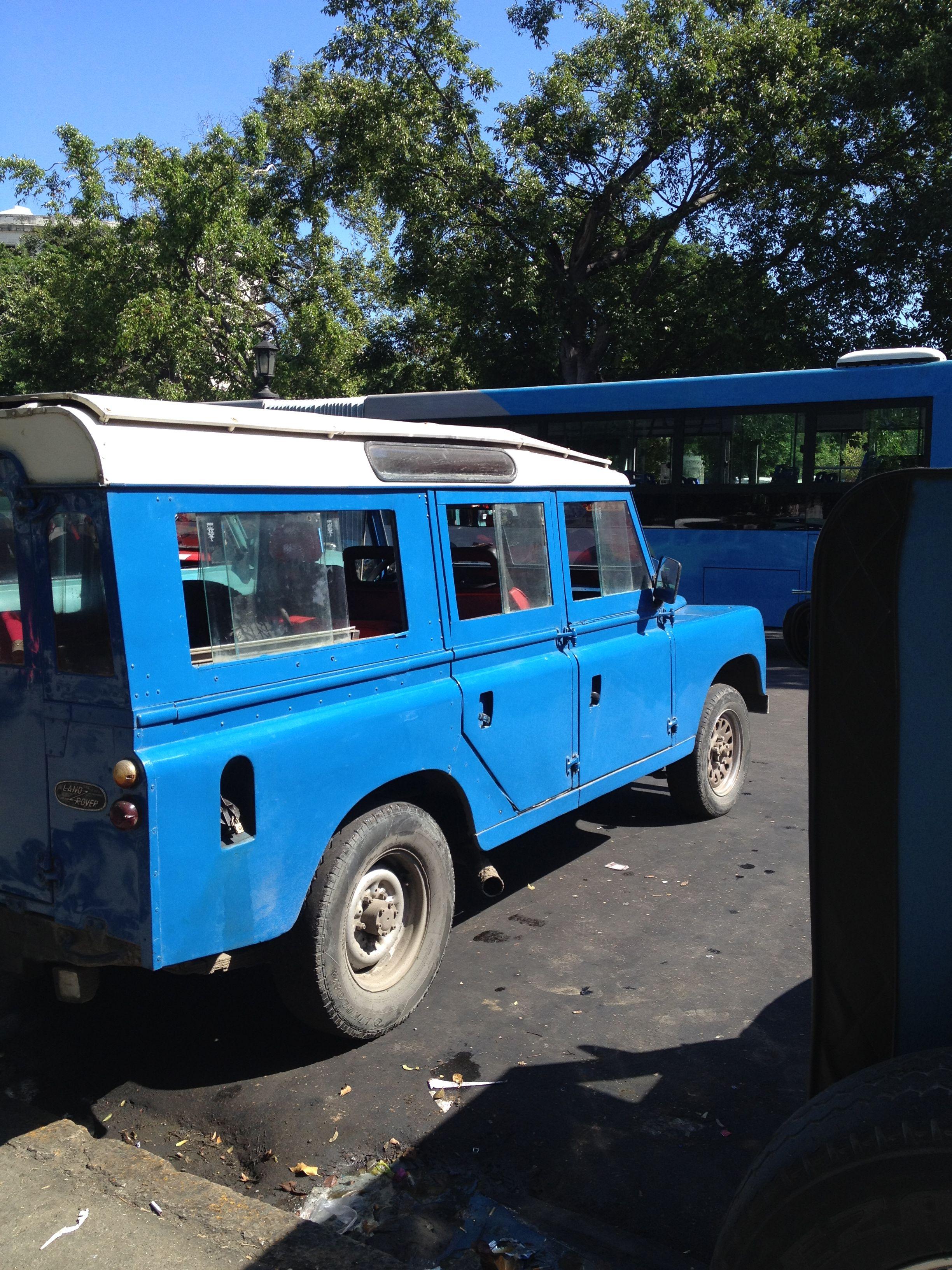 Havana Cuba 109 Land Rover Series Land Rover Defender