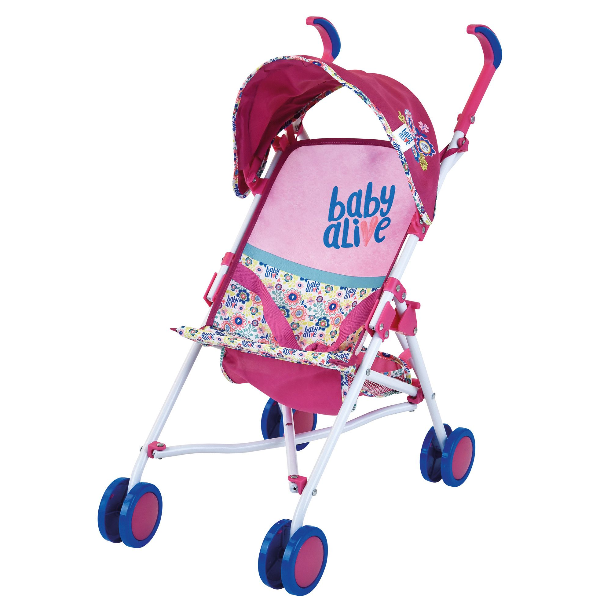 Baby Alive Doll Stroller Baby alive, Baby alive dolls