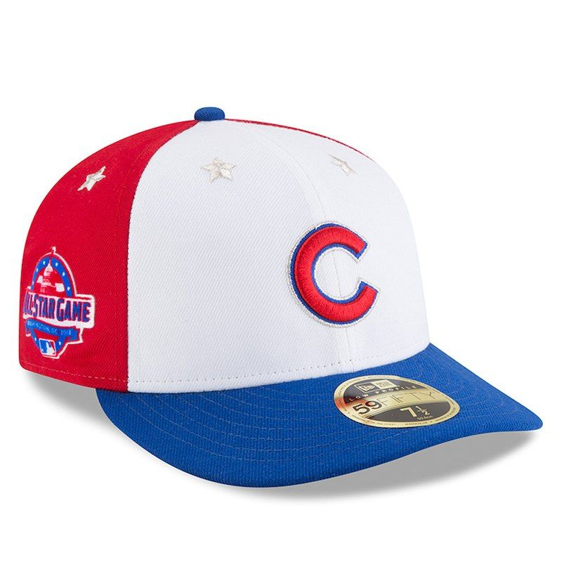 a7f0af70 Chicago Cubs New Era 2018 MLB All-Star Game On-Field Low Profile ...