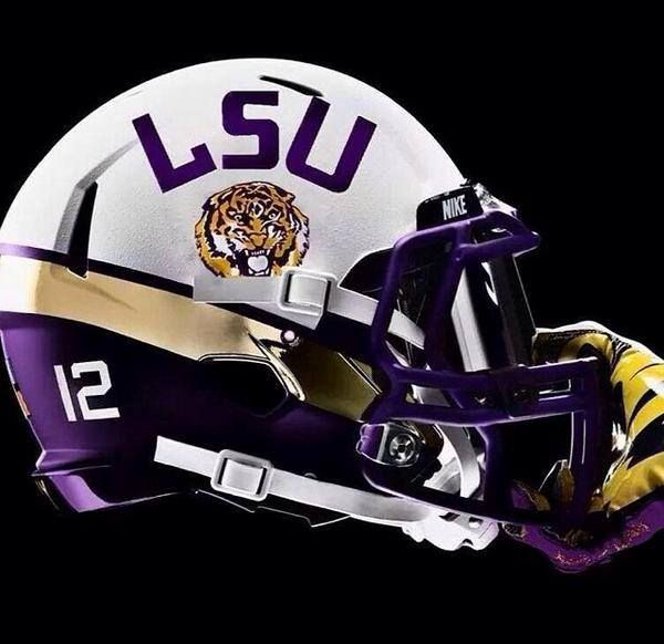 Pretty But Hard To Let Go Of Traditional Geaux Tigers Lsu Tigers Football Lsu Football Football Helmets