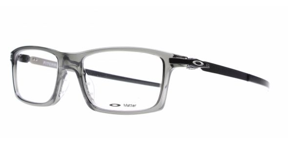 4b5e5bf74 Oakley Pitchman OX 8050 - Oakley Pitchman OX8050 06 Grey Smoke