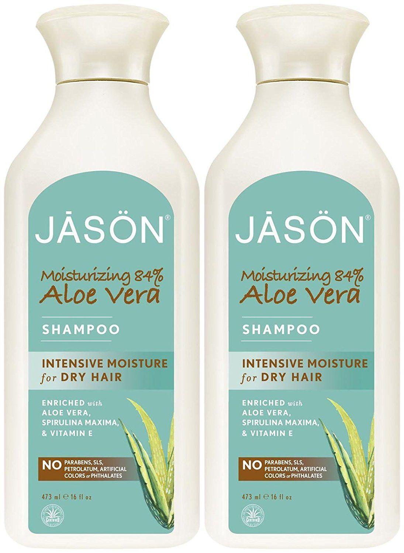 Jason aloe vera shampoo 84 certified organic 16 oz 2