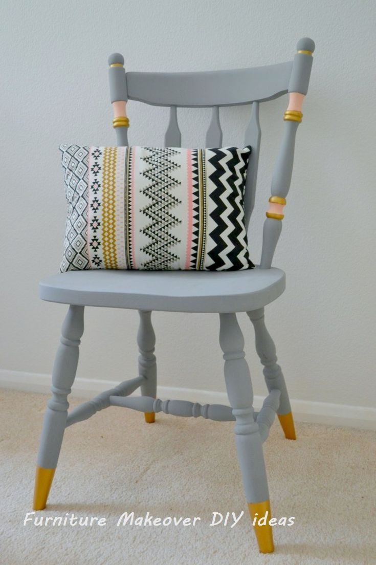 Simple DIY Furniture Transformation: 8.Headboard Ideas