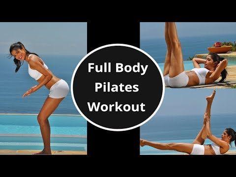55 Min Mat Pilates Class | Best Pilates Workout for Abs and Core