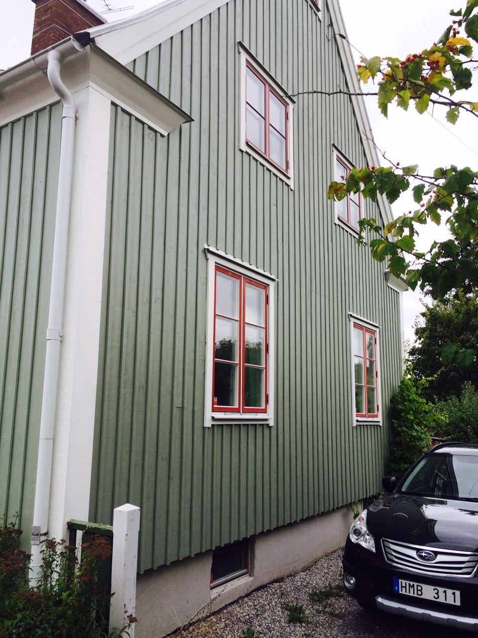 Färgsättning fasad   Fönster   Pinterest   Fönster