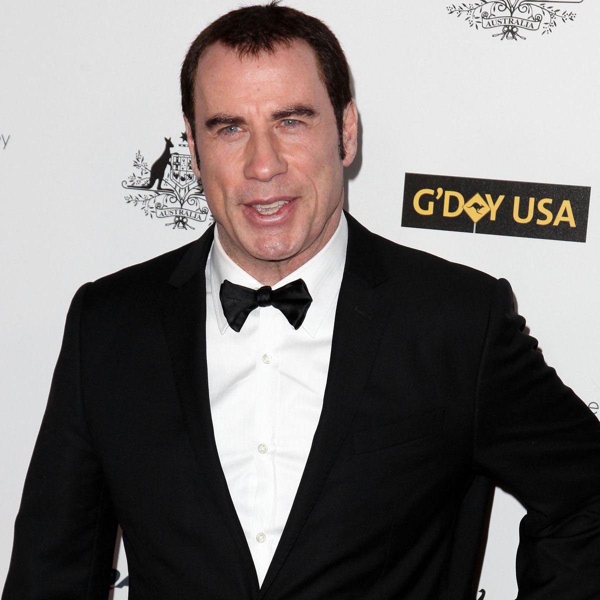 John Travolta Schwul