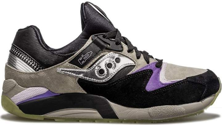 Saucony Grid 9000 Originators Heskicks Turntable | Saucony
