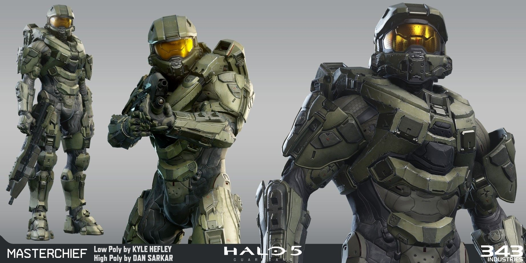 master chief halo 5 - photo #35