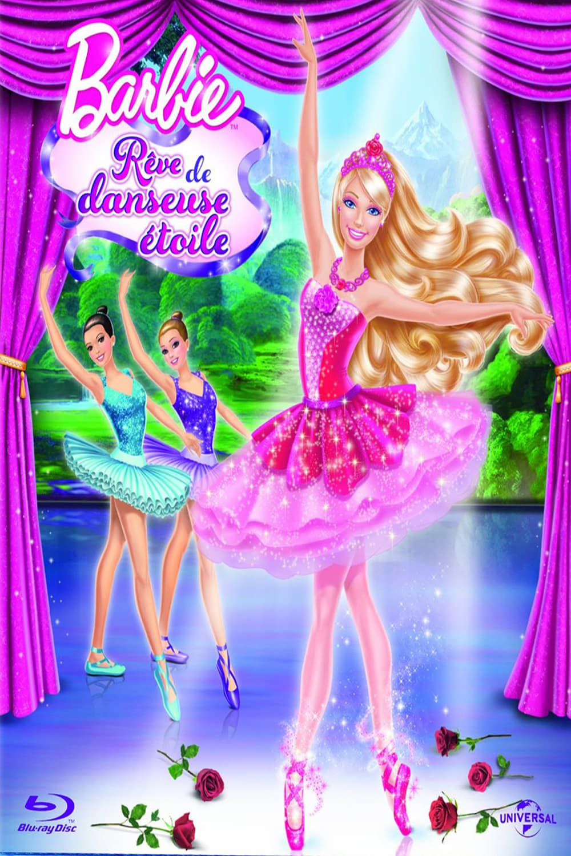 Voir Barbie Reve De Danseuse Etoile 2013 En Streaming Vf Hd Roze Schoenen Barbie Dvd