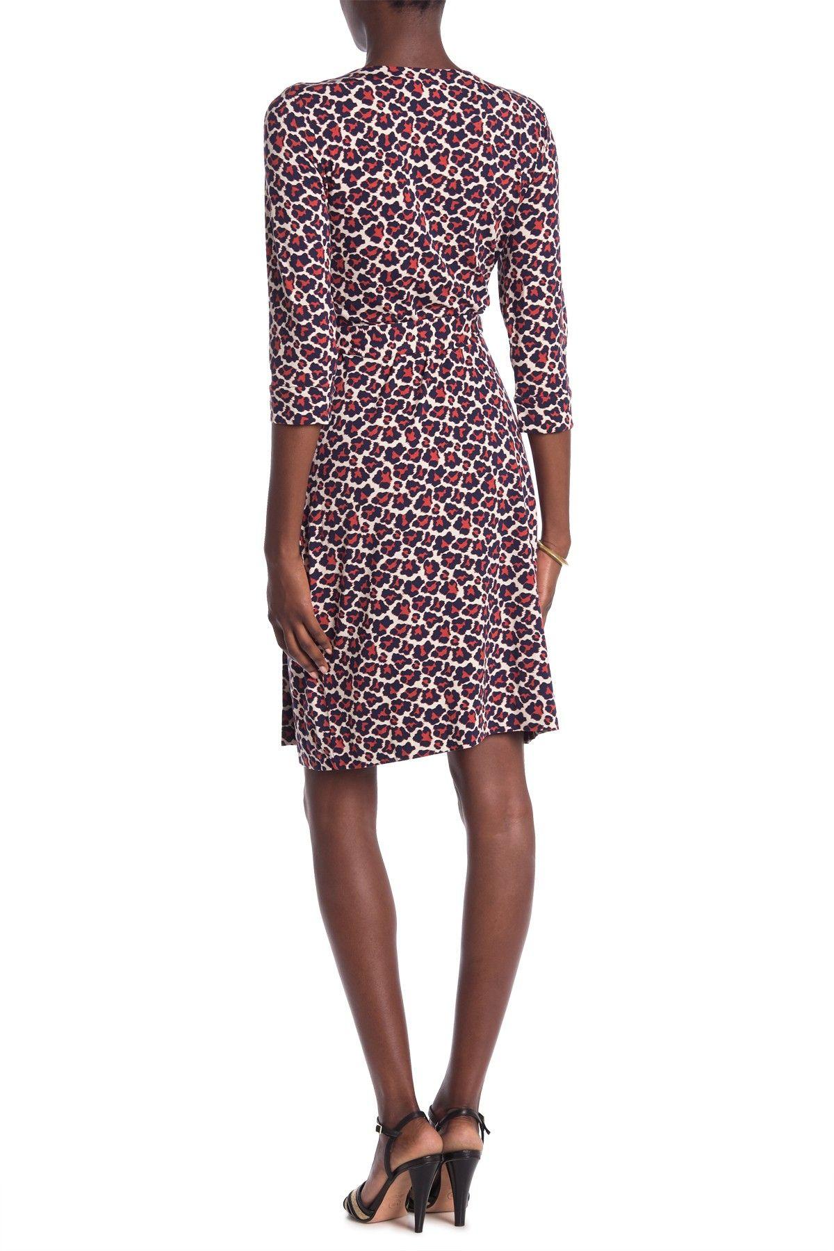 Diane Von Furstenberg New Julian Leopard Print Wrap Dress Hautelook Leopard Print Wrap Dress Printed Wrap Dresses Dresses [ 1800 x 1200 Pixel ]