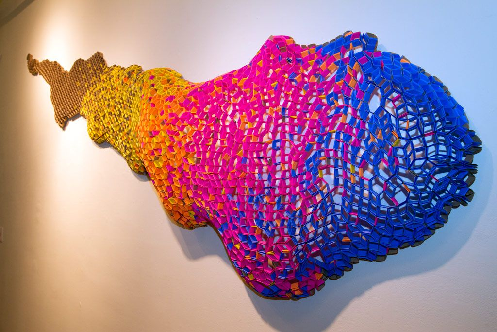 Tapestry, by Tara Keens-Douglas