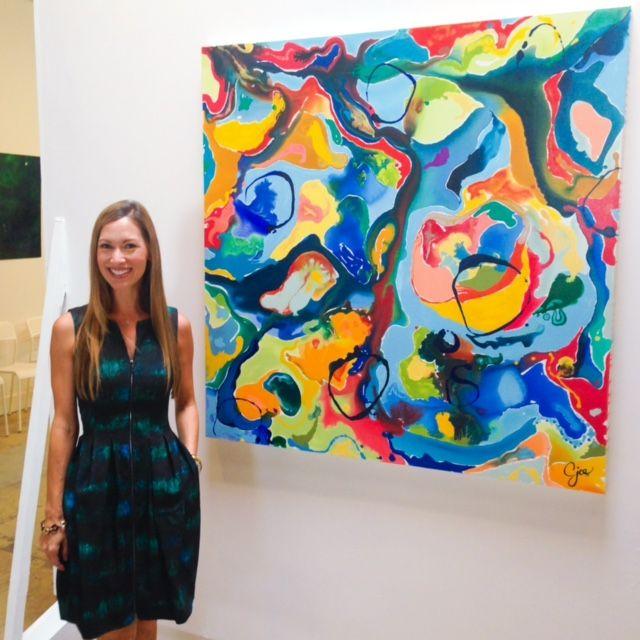 Carolyn Joe Danie Dallas Artist