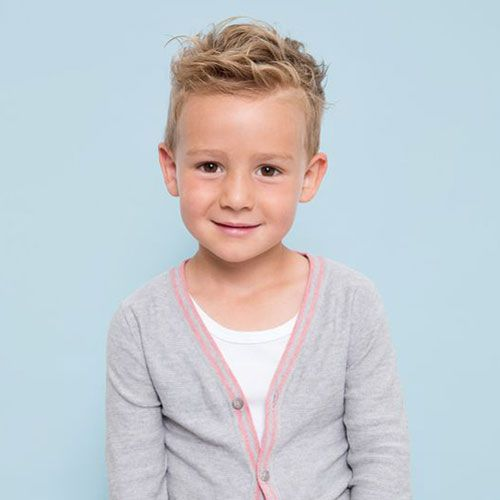 Image Result For Boys Hairstyle Short Sides Long Top For Everett - Hairstyle boy curly