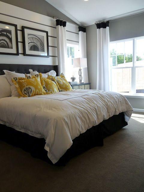 Bedrooms & Linen ~ | Home, New room, Bedroom decor on New Model Bedroom Design  id=69367