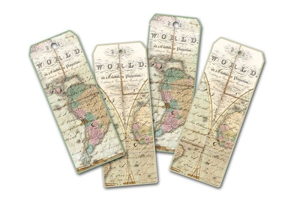 Map bookmark atlas bookmark travel theme bookmark party favor world map bookmark atlas bookmark travel theme bookmark party favor honeymoon wedding favor gumiabroncs Gallery