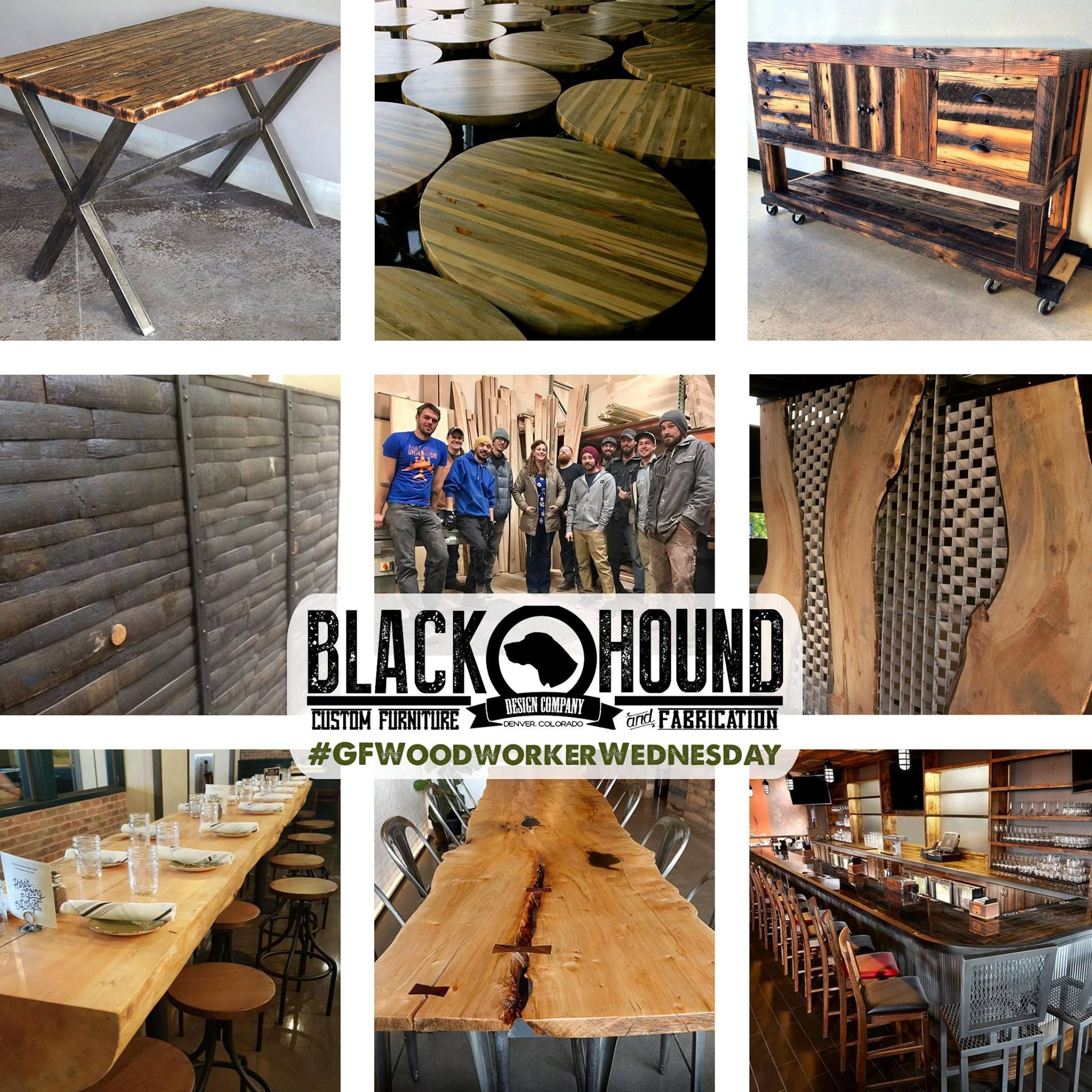 Black Hound Design Company Is This Week S Woodworker