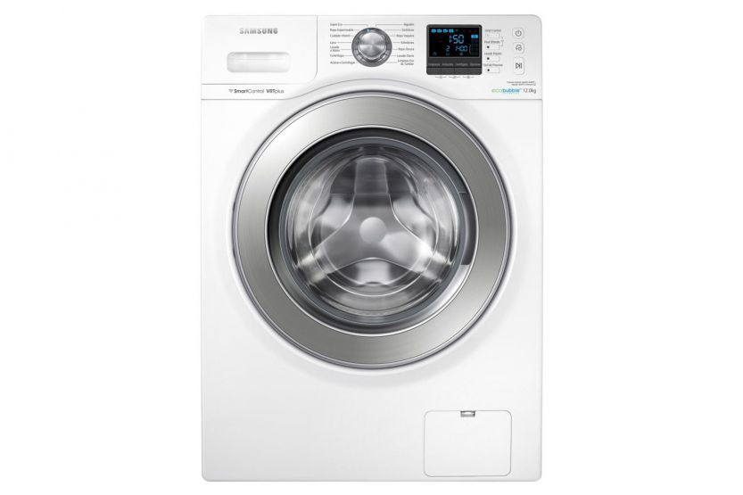 Samsung 12kg Washing Machine Wf12f9e6p4w Eu Ireland Washer And Dryer White Washer Washing Machine