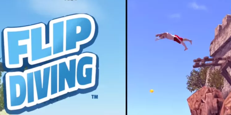 Flip diving скачать на пк.