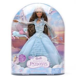 Barbie Rayla And The Magic Pegasus Doll With Images Barbie
