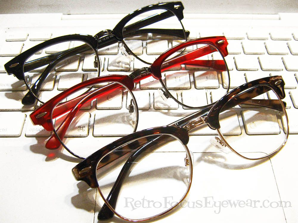 af5555e1734 Nice brow line g-man reading glasses