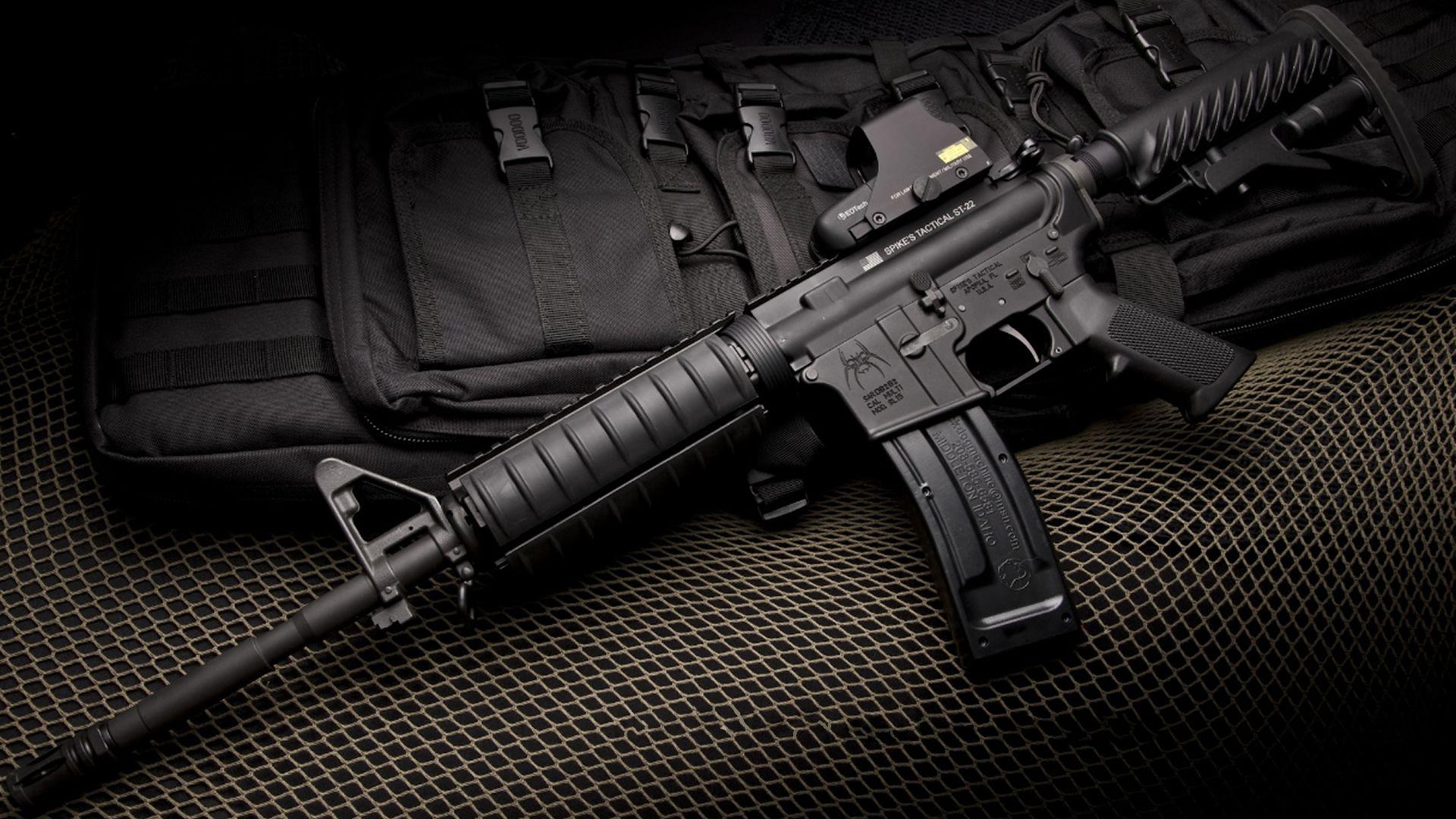 Armario Embutido Quarto Pequeno ~ Armas Fuzil De Assalto Papel de Parede Armas de Fogo Pinterest Armas, Papéis de parede e