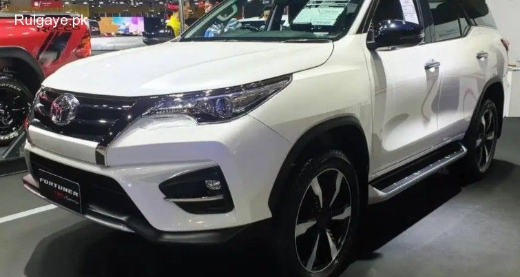 Toyota Fortuner On Easy Monthly Installment In 2020 Toyota