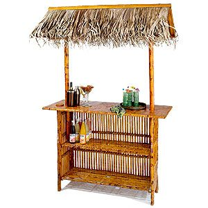 Tiki Bar with Roof from World Market