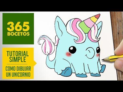 Como Dibujar Un Unicornio Kawaii Paso A Paso Dibujos Kawaii Faciles How To Draw A Unicorn Como Dibujar Un Unicornio Dibujos Kawaii Dibujos Kawaii Faciles