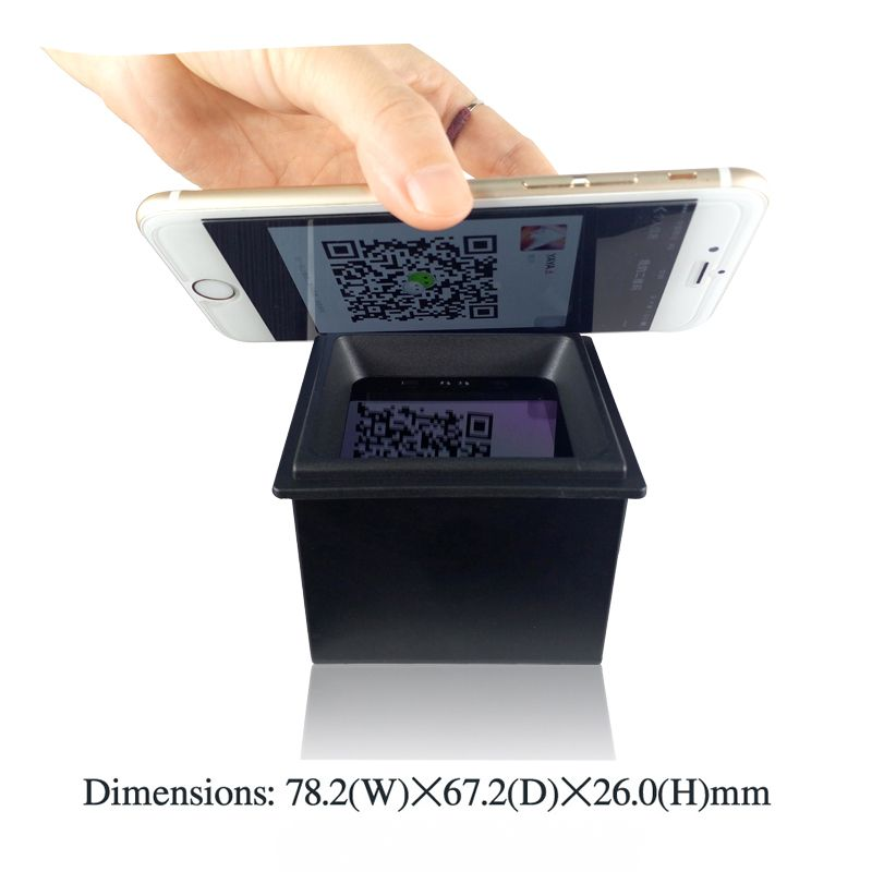 Auto Expo Smart Gates 2D Code Scanners ,Sweep Barcode Check