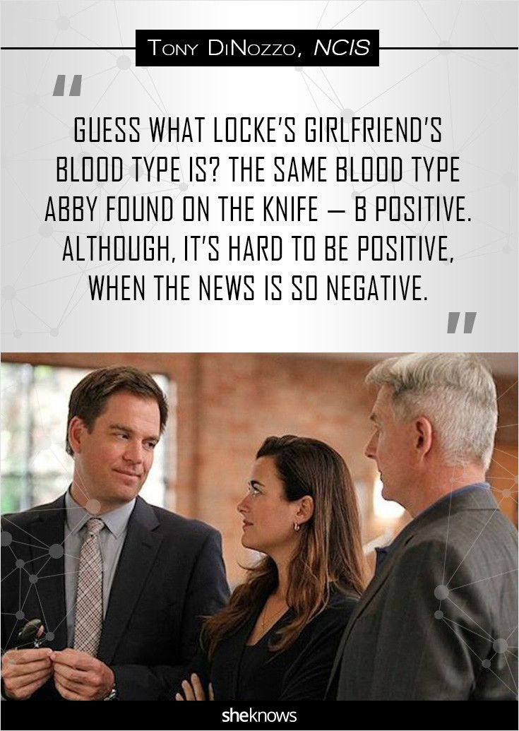 fan and Ncis tony fiction abby