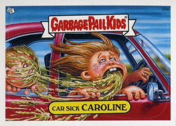 Geepeekay Com All New Series 2 Gallery Garbage Pail Kids Garbage Pail Kids Cards Garbage