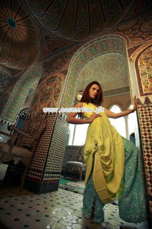 Sania Maskatiya Latest Formal Dresses 2012-13 For Women