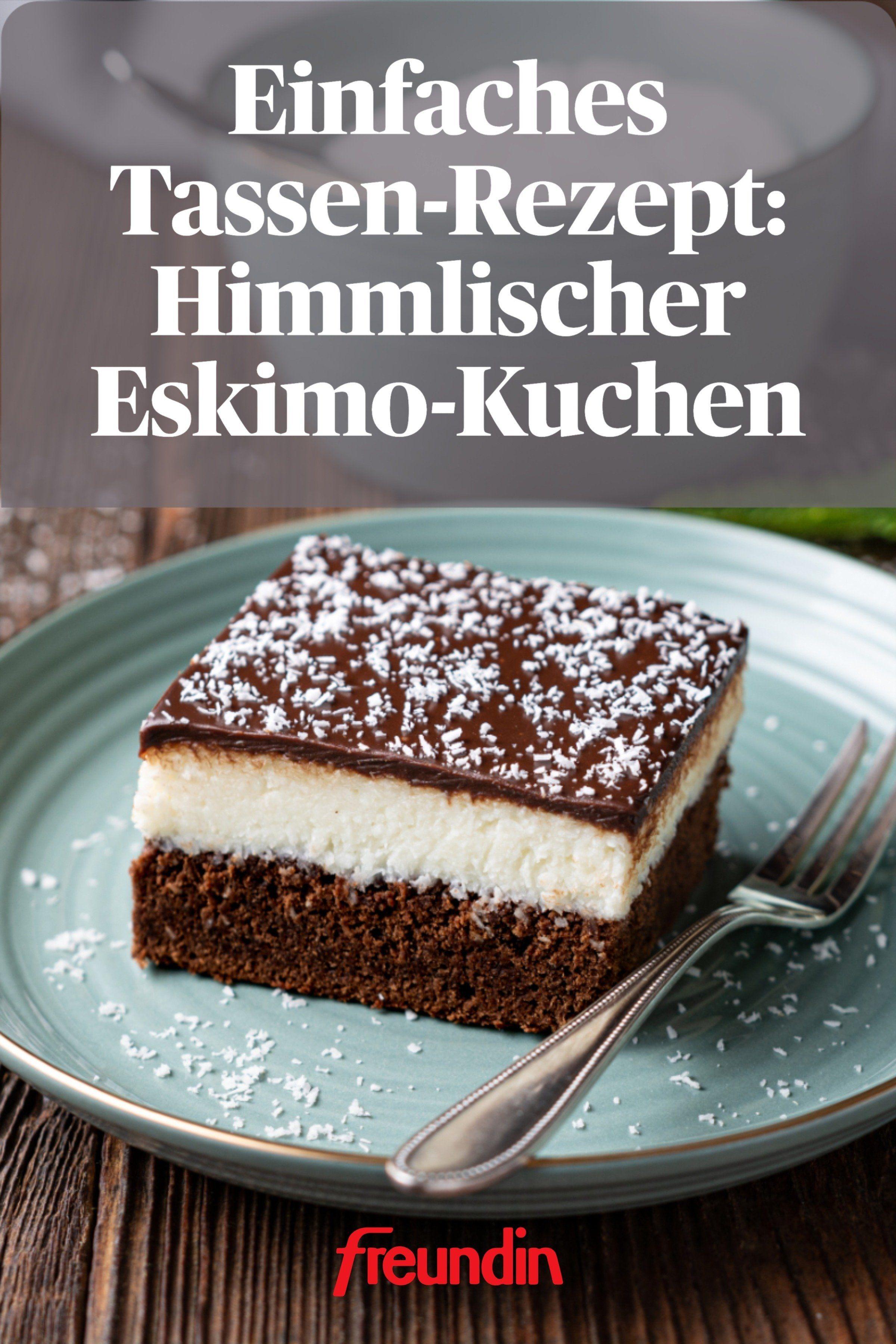 Photo of Einfaches Rezept: Himmlischer Eskimo-Kuchen   freundin.de