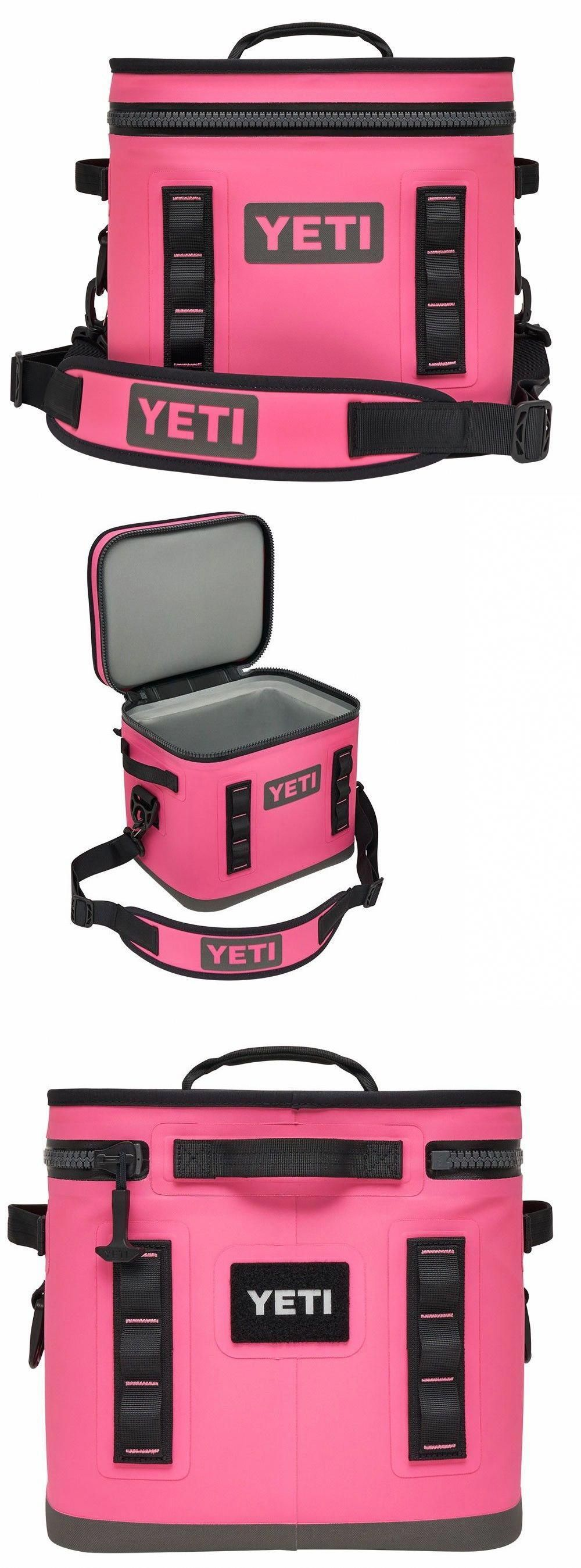 Camping Ice Boxes And Coolers 181382 Yeti Hopper Flip 12 Cooler With Tags Pink Buy It Now Only 499 99 On Ebay Camping In 2020 Pink Yeti Pink Yeti Cooler Yeti