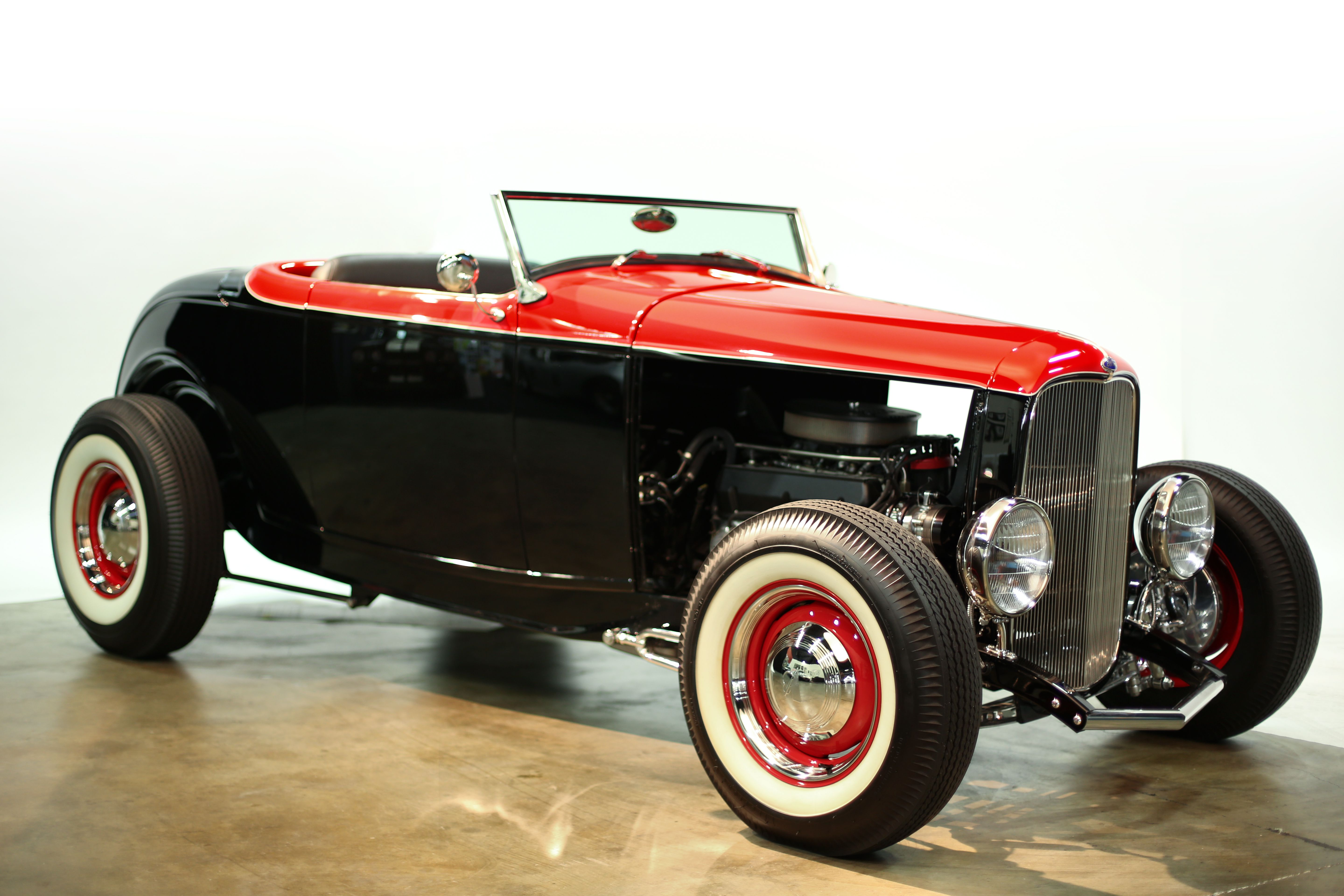1932 ford roadster   1932 Ford 75th Anniversary Deuce Roadster ...