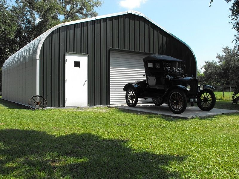 Steel Master Custom Buildings Garages and Sheds (With