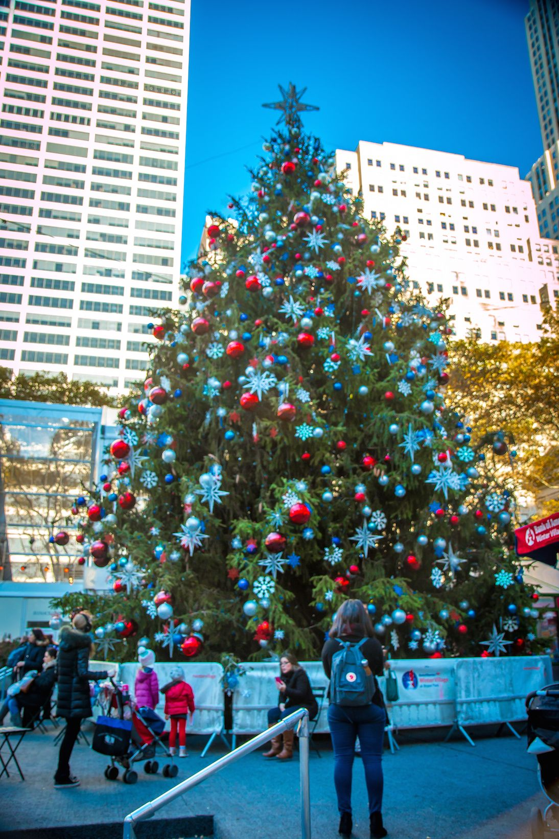 NYC Christmas Windows: A Free Walking Tour (Self Guided) | Nyc ...